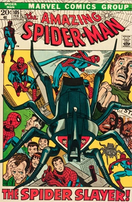 Click here to find out the value of Amazing Spider-Man #105