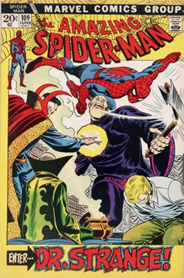 Click here to find out the value of Amazing Spider-Man #109