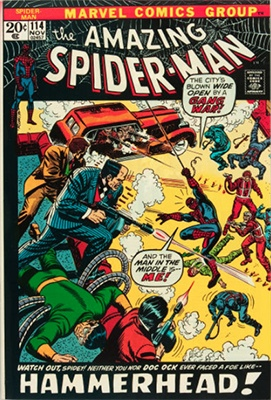 Click here to find out the value of Amazing Spider-Man #114