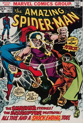 Click here to find out the value of Amazing Spider-Man #118