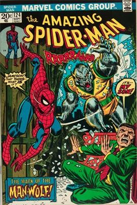 Amazing Spider-Man #121-#129 Prices