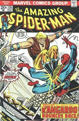 Amazing Spider-Man #126, first mention of Harry Osborn becoming Green Goblin. Click here to see current values