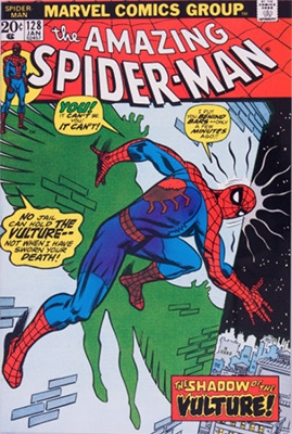 Amazing Spider-Man #128. Click here to see current values