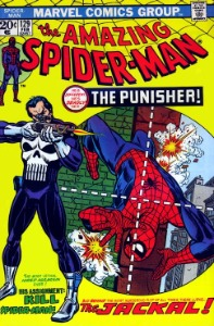 Amazing Spider-Man #129. First appearance of The Punisher