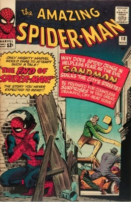 Click here to see values for Amazing Spider-Man #18