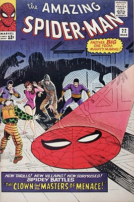 Click here to check current market value for Amazing Spider-Man #22