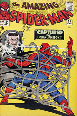 Click here to check current market value for Amazing Spider-Man #25