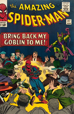 Click here to check current market value for Amazing Spider-Man #27