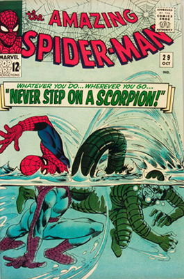 Click here to check current market value for Amazing Spider-Man #29