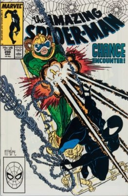 Amazing Spider-Man #298, First Todd McFarlane cover, First brief Eddie Brock appearance. Click for values