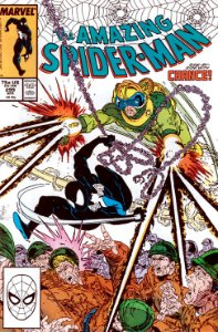 Amazing Spider-Man #299 value: first brief appearance of Venom