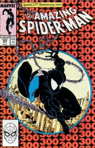 Amazing Spider-Man #300 value: first full appearance of Venom, and 25th anniversary issue
