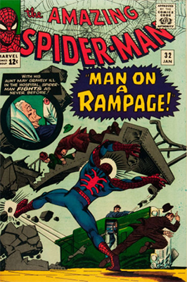 Click here to check current market value for Amazing Spider-Man #32