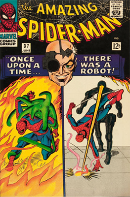 Click here to check current market value for Amazing Spider-Man #37