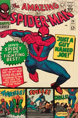 Click here to check current market value for Amazing Spider-Man #38
