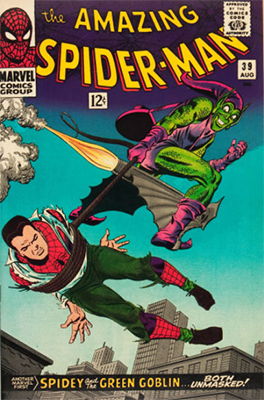 Click here to check current market value for Amazing Spider-Man #39
