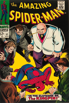 Click here to find out the current market values of Amazing Spider-Man #51