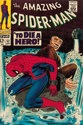 Click here to find out the current market values of Amazing Spider-Man #52