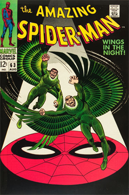 Click here to check the value of Amazing Spider-Man #63
