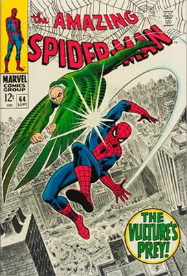 Click here to check the value of Amazing Spider-Man #64