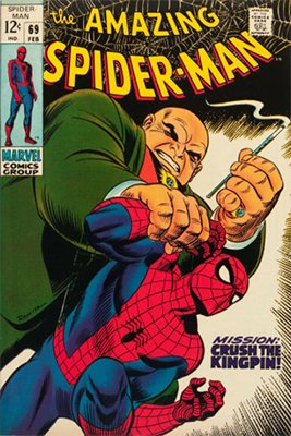 Click here to check the value of Amazing Spider-Man #69