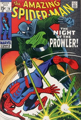 Click here to check the value of Amazing Spider-Man #78