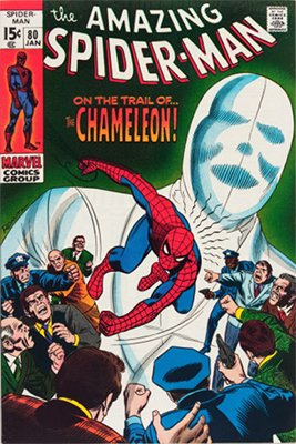 Click here to check the value of Amazing Spider-Man #80