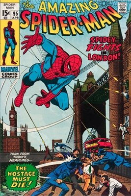 Click here to find out the values of Amazing Spider-Man issue #95