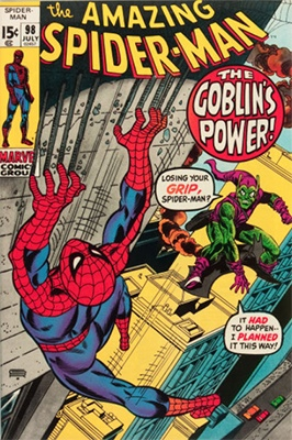 Click here to find out the values of Amazing Spider-Man issue #98