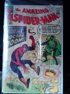Amazing Spider-Man #5 Value?