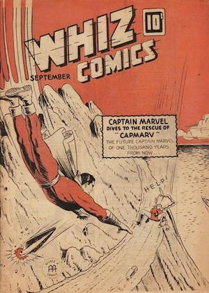 Anglo-American Whiz Comics v2 #9