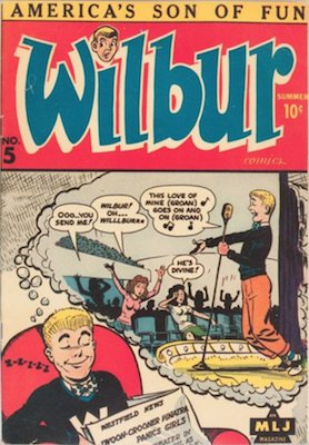Wilbur #5: First Appearance of Katy Keene. Click for value