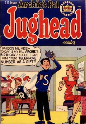 Archie's Pal Jughead #1 (1949). Click for values