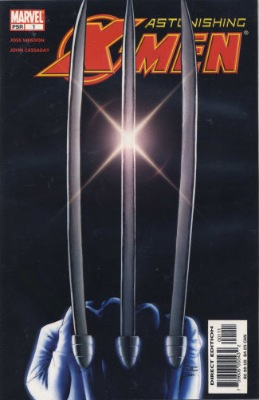 Origin and First Appearance, Ord, Astonishing X-Men #1, Marvel Comics, 2004. Click for value