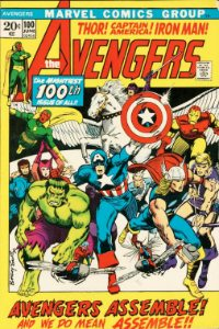 Learn the value of Avengers comics