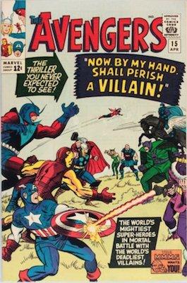 Avengers #15: