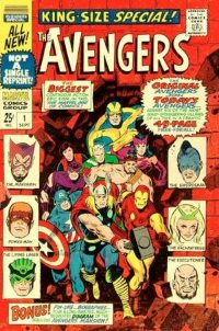 Origin and First Appearance, Mandarin's Minions, Avengers Annual #1, Marvel Comics, 1967. Click for value