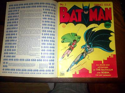 Batman #1 Famous 1st Edition Value