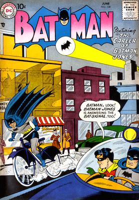 Batman Comics 108. Click for current values.