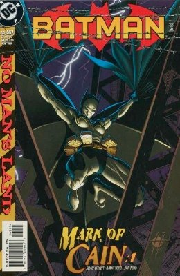 Origin and First Appearance, David Cain, Batman #567, DC Comics, 1999. Click for value