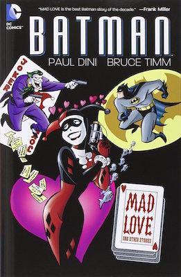Batman Adventures: Mad Love (1994) Harley Quinn Origin Story. Original format. Click to see values