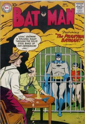 Golden Age Batman comics
