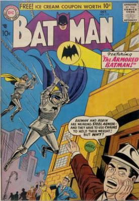 Batman Comics 111. Click for current values.