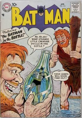 Batman Comics 115. Click for current values.