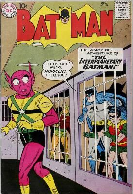 Batman Comics 128. Click for current values.