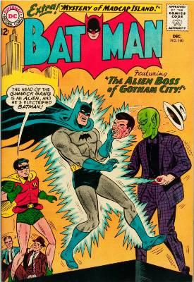 Batman Comics 160. Click for current values.