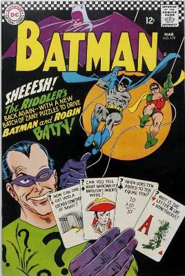 Batman Comics 179. Click for current values.