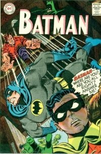 Batman Comic #196 Value: From About $10 to $200