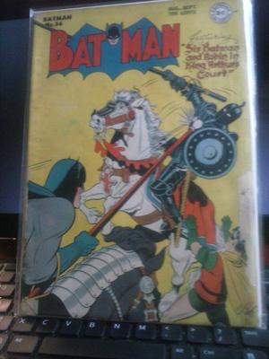 Batman Comic #36 Value: in poor shape like this, $60 is not a bad offer