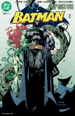 Origin and First Appearance, Hush, Batman #609, DC Comics, 2003. Click for value